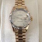 Rolex Oyster Datejust Lady Yellow Gold Briliant Bezel 18 KT /...