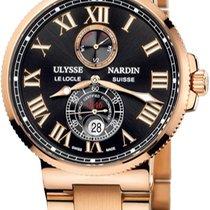 Ulysse Nardin Maxi Marine Chronometer 43mm 266-67-8M-42