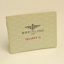 Breitling Quartz II Manual Info Booklet