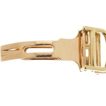Cartier Buckle Deployant 16mm yellow gold 18kt