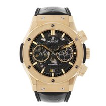 Hublot Classic Fusion Aerofusion Yellow Gold Pele Special Edition