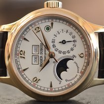 Roger Dubuis Hommage Perpetual Calendar 18k  Rose Gold Full...