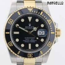 Rolex Submariner 116613LN ST/GO Ceramic