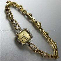 Longines - Vintage Diamond Bezel Y/G