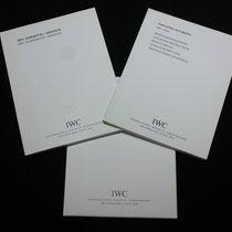 IWC kit portofino automatic ref.3563booklet papers warranty card