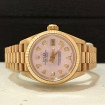 Rolex Datejust Presidente Feminino Todo em ouro