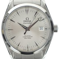 Omega Seamaster Aqua Terra Co-Axial 39 mm 07/2005 art. Om323