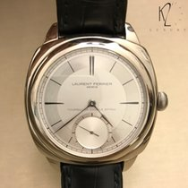 Laurent Ferrier Galet Tourbillon in White Gold