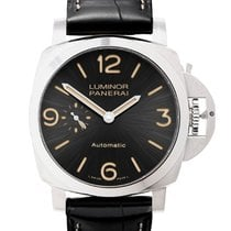 Panerai PAM 674 PAM 674 - Luminor Due in Steel - On Black...