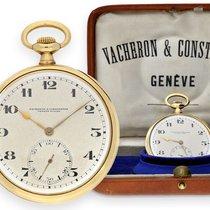 Vacheron Constantin Pocket watch: fine precision pocket watch...