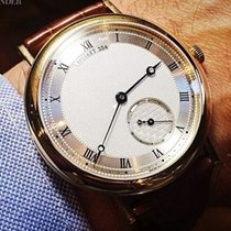 Breguet Classique 5140 Brown Strap Yellow Gold Case 5140BA129W6