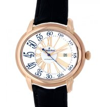Audemars Piguet Millenary 15320or Rose Gold, Leather, 45mm