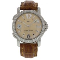 Ulysse Nardin GMT San Marco 223-22 Automatic w/ Diamonds