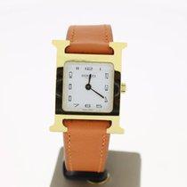 Hermès Heure H GoldPlated (BOXonly2013) 21mm
