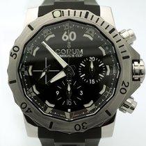 Corum Admirals Cup 46 Seafender Chrono Dive Automatic Titanium
