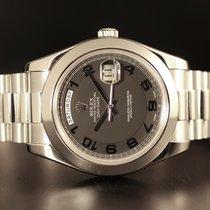 Rolex Day-Date II Platin Ref. 218206