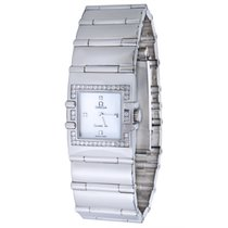 Omega Constellation Quadra 1528.76 Women's Watch in...