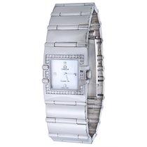 Omega Constellation Quadra 1528.76 Women's Watch in...