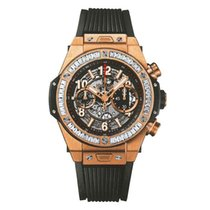 Hublot Big Bang Unico 45mm Automatic 18K King Gold