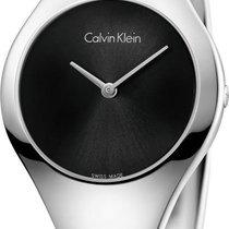 ck Calvin Klein Bare K7G2M111 Damenarmbanduhr Spangenuhr