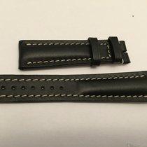 Breitling Strap Cinturino 20x18 Black Nero