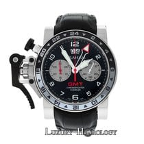 Graham Men's Chronofighter Oversize GMT Big Date