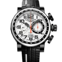 Graham Silverstone Stowe Gmt Chronograph 2blcd