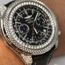 Breitling Bentley Motors A25362 Black Dial Automatic 49mm...