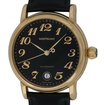 Montblanc : Star Meisterstuck :  7004 :  Gold Plated Stainless...