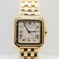 Cartier Panthere 18k Yellow Gold 27mm