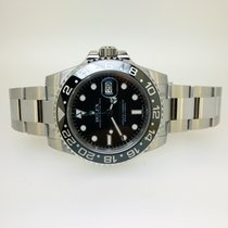 Rolex GMT Master II Ceramic Ref 116710 Box and Papers
