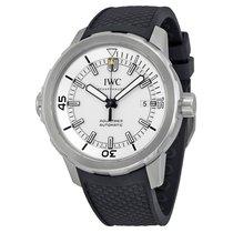IWC Men's IW329003 Aquatimer Silver Dial Watch