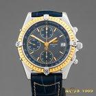 Breitling Chronomat Chronograph 81950 SPECIAL EDIT.18K Gold Bezel