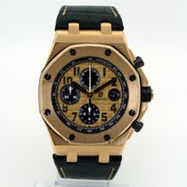 Οντμάρ Πιγκέ (Audemars Piguet) Royal Oak Offshore Chrono Rose...