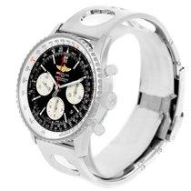 百年靈 (Breitling) Navitimer 01 Automatic Steel Watch Ab0120 Year...