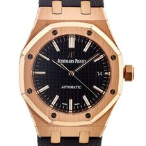 Audemars Piguet Royal Oak Solo Tempo 37mm In Oro Rosa 18kt...