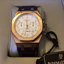 Audemars Piguet Royal Oak Chrono Rose Gold