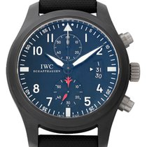 IWC Pilot Ceramic Top Gun Edition Black Dial Automatic 46mm