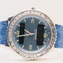 Breitling Chronospace Original Folding Clasp Ref. A56012.1