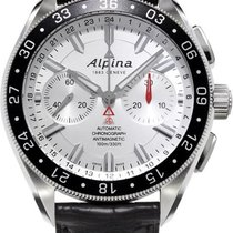 Alpina Geneve Alpiner 4 Chronograph AL-860S5AQ6 Herrenchronogr...