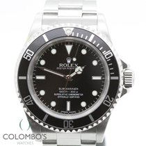 롤렉스 (Rolex) Submariner No Date 14060M Serial G