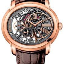 Audemars Piguet Millenary Openworked 18K Pink Gold Men's...