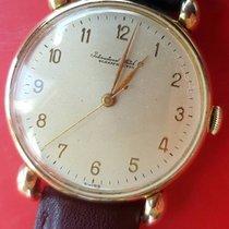 IWC Vintage 1940's 14kt Gold Cal. 61