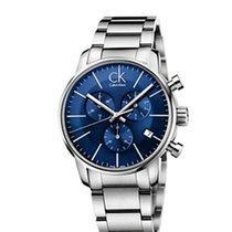 ck Calvin Klein Herrenuhr city  Chronograph K2G2714N
