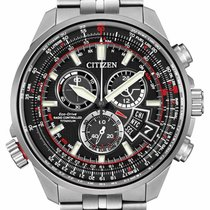 Citizen Men's BY0120-54E Eco-Drive Radio Controlled Watch