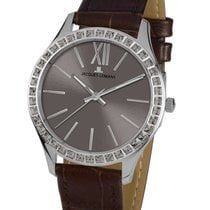 Jacques Lemans 1-1841L Rome Damen 37mm 10ATM