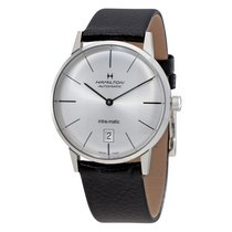 Hamilton Men's H38455751 Intra-Matic 38mm