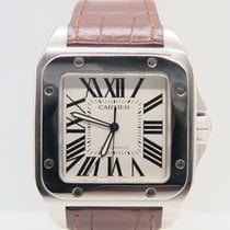 Cartier Santos 100 XL Ref: 2656 (Box&Papers) Like New