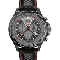 Swiss Military Cx Swiss Military Hurricane Worldtimer Rawhide...