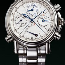 Paul Picot COLLECTION TECHINCUM Platinum-Silver Dial Steel...